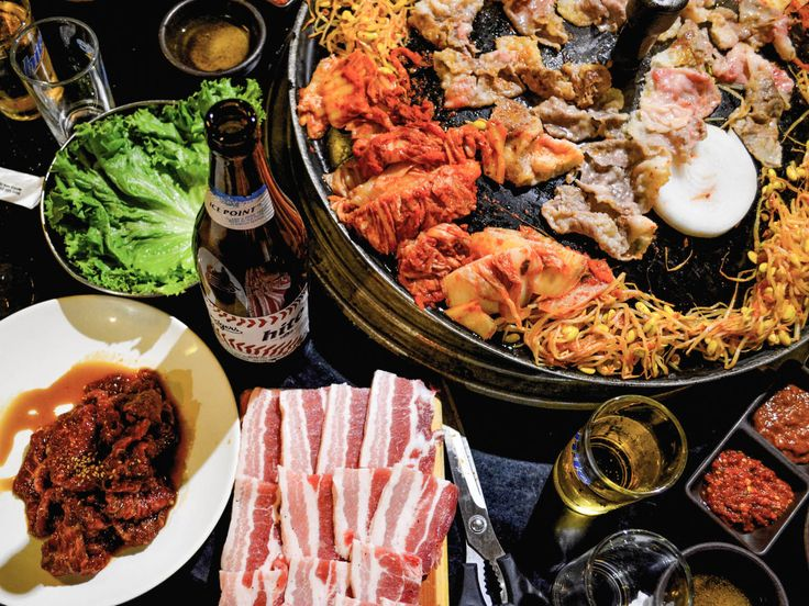 Korean cuisine is only getting bigger in America, and LA is one of its headquarters. The city's sprawling Koreatown has everything from braised short rib stews and crackling rice cooked in stone bowls to 4 a.m. platters of fatty barbecue after all-night karaoke, and it all rarely disappoints.