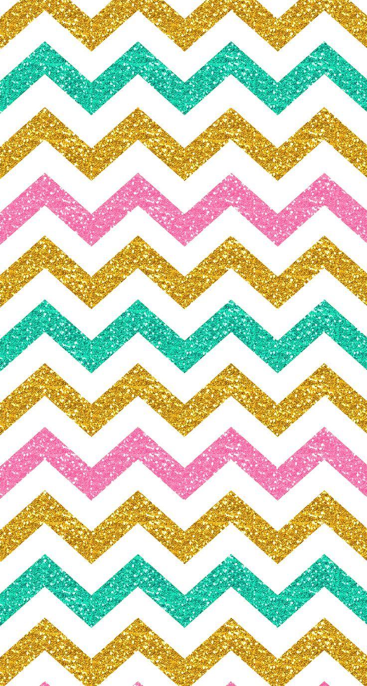17 Best ideas about Glitter Chevron Background on Pinterest