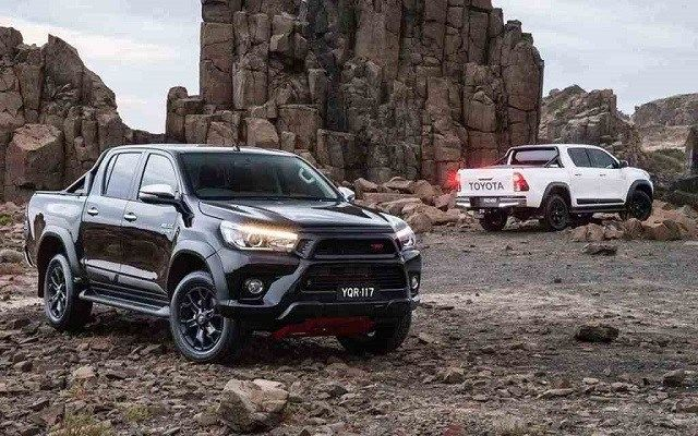 2020 Toyota Hilux Could Hit U S Market 2020 2021 Toyota Tundra Toyota Hilux Toyota Usa Toyota