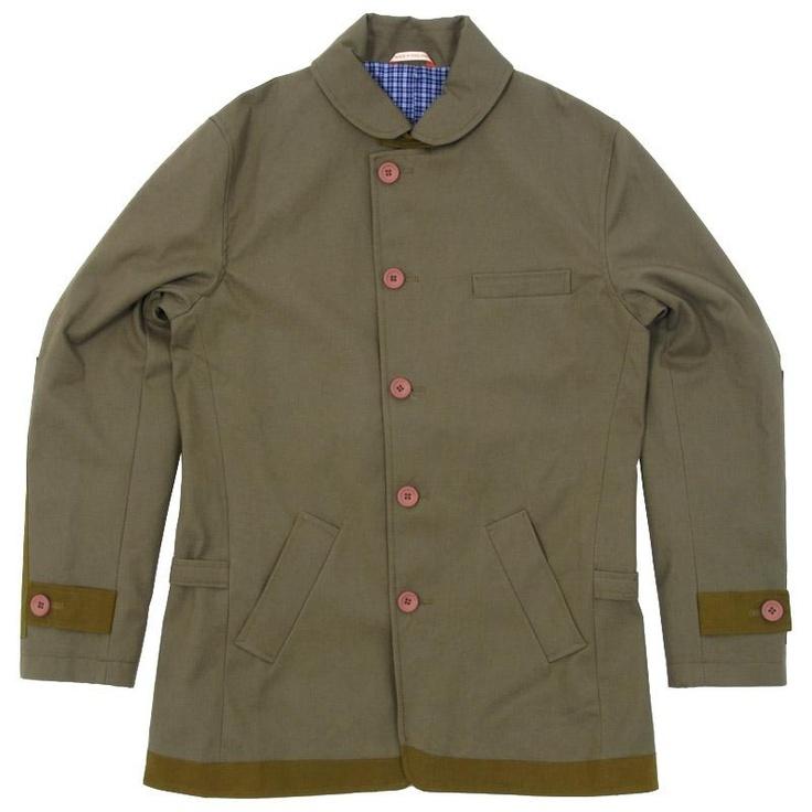 Oliver Spencer Surveillance Jacket