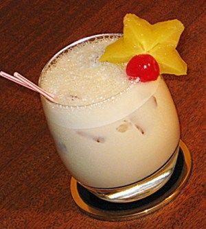Jamaican Quaalude Ingredients 1 oz. Kahlua 1 oz. Malibu Coconut Rum 1 oz. Baileys Irish Cream .5 oz Amaretto