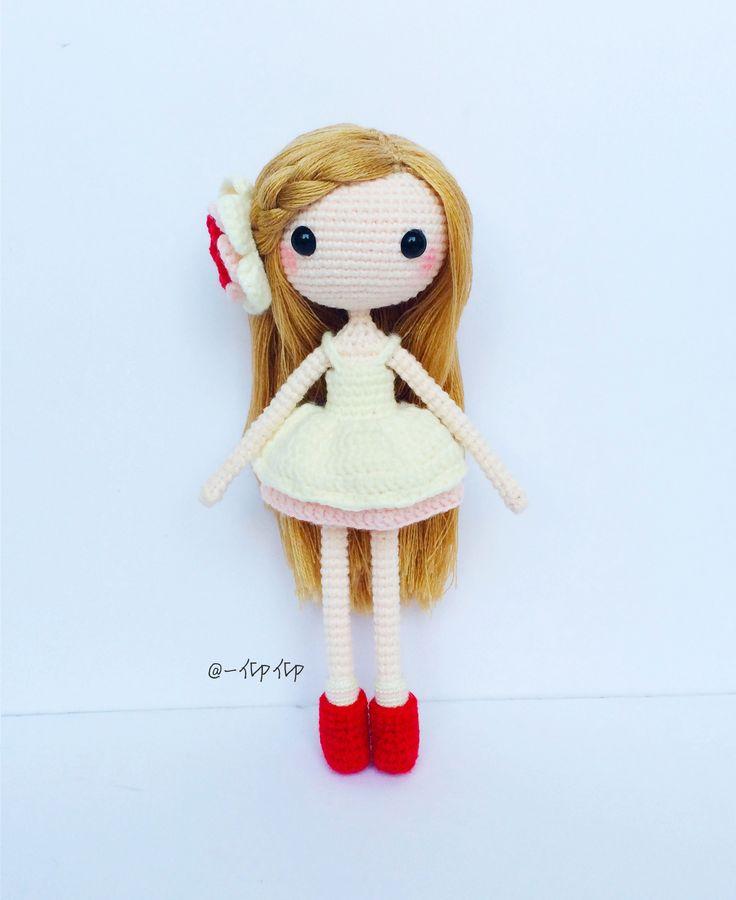 Ян Ян ручной работы крючком куклы графический восковой восковой оригинальная электронная версия неоконченной принимаю обычай - глобальная станция Taobao