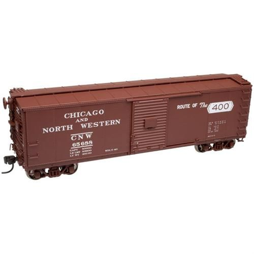 Atlas Model Railroad Company, Inc. Online Store - HO USRA BXCR C & NW #65110