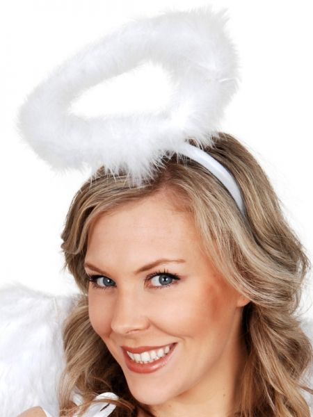 Let's Party With Balloons - White Halo Headband, $9.00 (http://www.letspartywithballoons.com.au/white-halo-headband/)