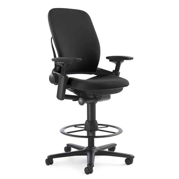 Lovely Tall Office Chair Stool
