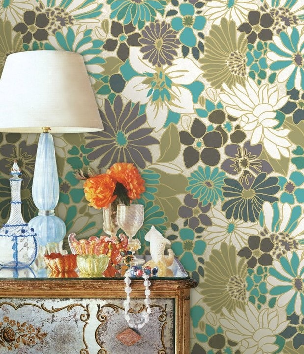 bold contemporary wallpaper - photo #6
