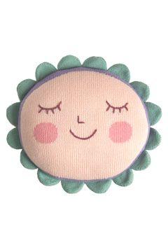 Kids Pillows, Knit Blankets, Mustache Pillow | blabla