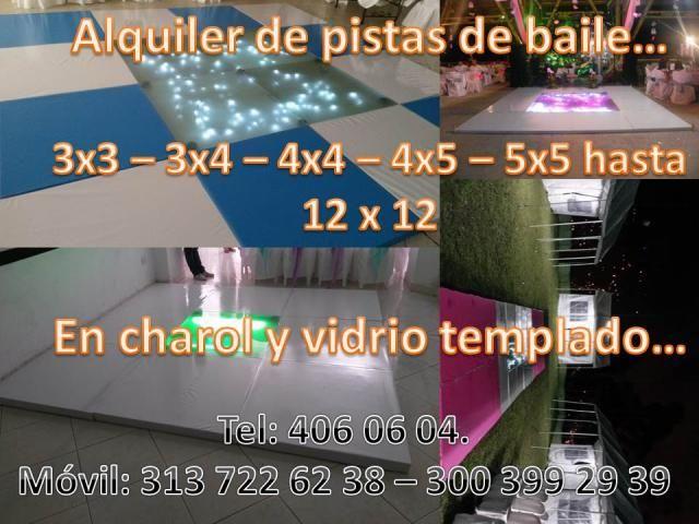 Pistas de baile en Medellin y Antioquia