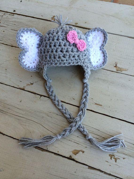 Crochet Amigurumi Elephant Ears : 25+ best ideas about Elephants Photos on Pinterest ...