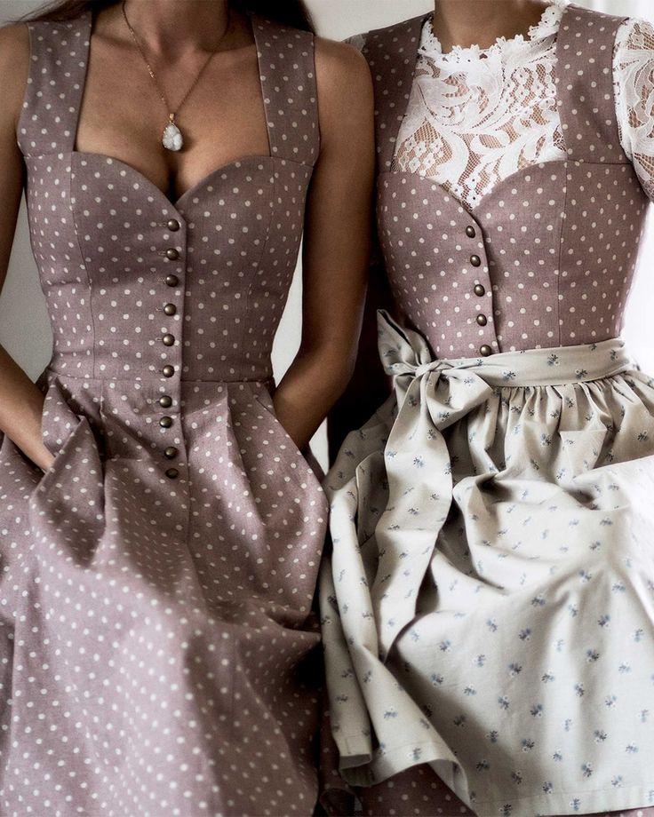 A marca de moda para dirndl de designer exclusivo e moda tradicional   – Kleidung