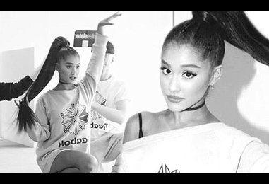 Ariana Grande joins the sportswear race with Reebokiest Instagrams