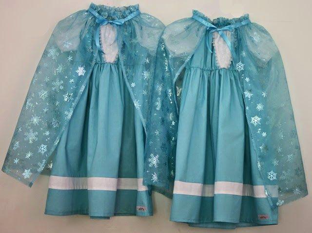 Sew It Sherry: A Frozen Inspired Elsa Dress