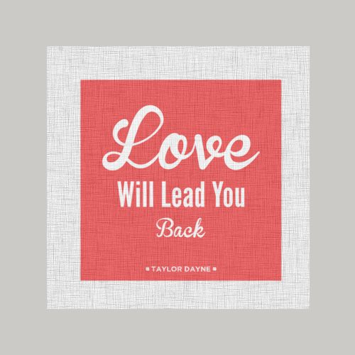 Love Will Lead You back oleh A-store