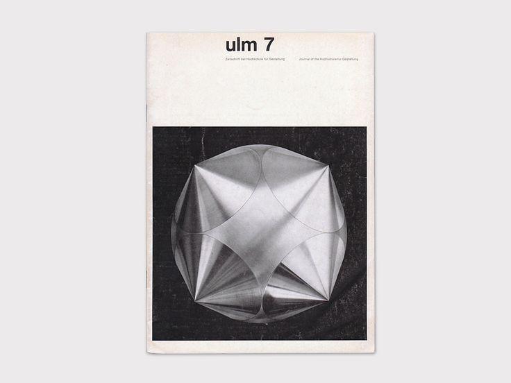 Ulm Journal, 7