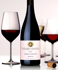 Turners Crossing Vineyard  turnerscrossingwine.com  03 5448 8486