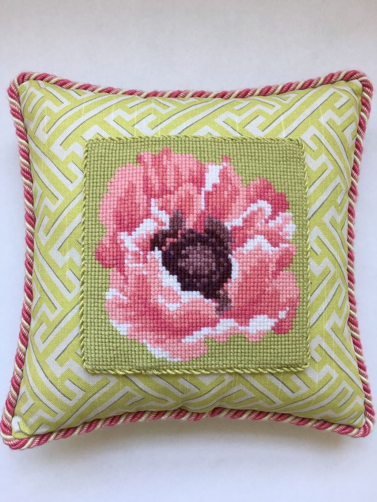Needlepoint Christmas Pillow Kits