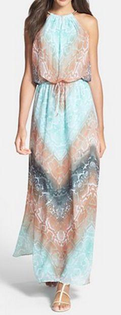 Gorgeous maxi dress http://rstyle.me/n/g83xrnyg6