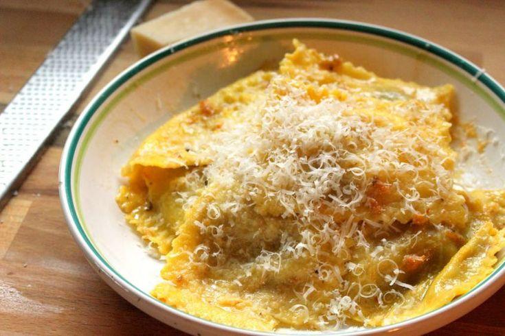 Ricetta Ravioli con la borragine | Ricette di ButtaLaPasta