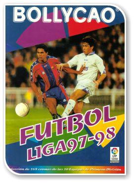 Futbol, Liga 1997-1998