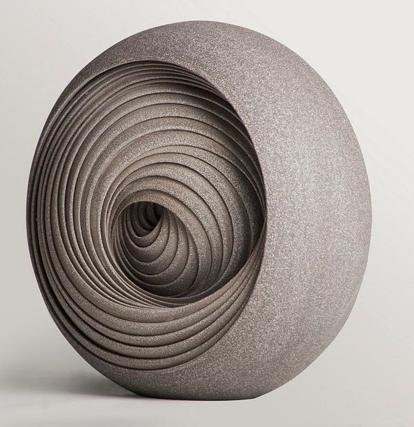 Contemporary Ceramic Sculptures by Matthew Chambers