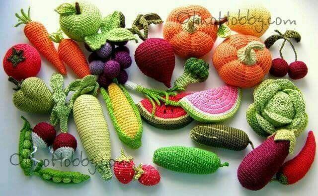 Örgü sebzeler