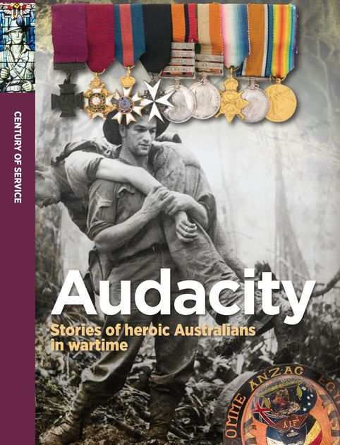 FREE download Audacity by Carlie Walker. You can read this book with iBooks on your iPhone, iPad, iPod touch or Mac.This eBook features exclusive content including two additional stories, an interview with Victoria Cross for Australia recipient Corporal Daniel Keighran VC, original medal citations, interactive timelines and artwork and medal galleries.