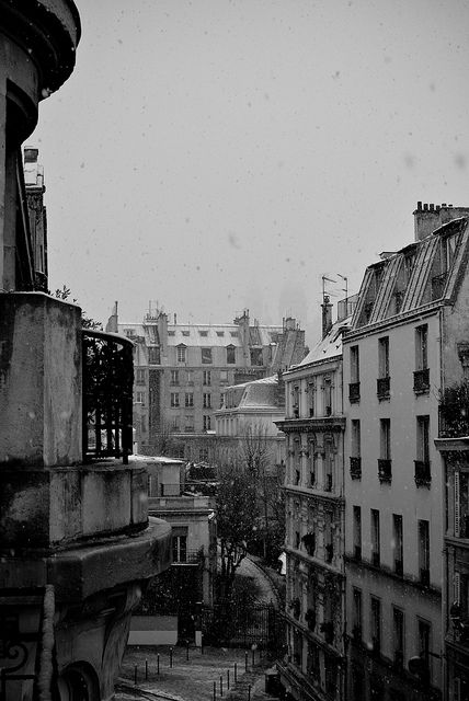 Da un balcone di Parigi by menomale, via Flickr