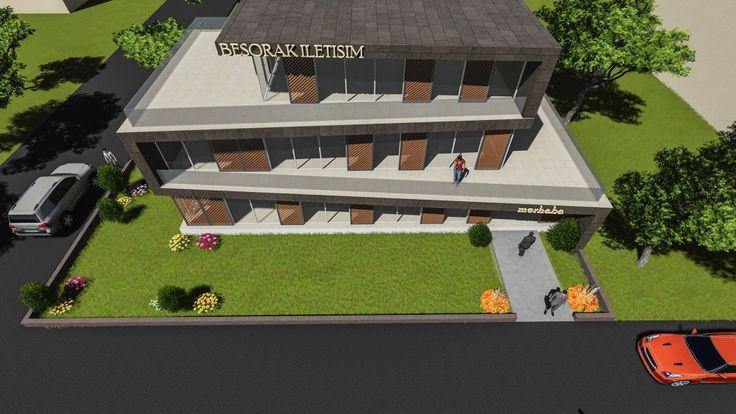 Proje Ankara-İncek Beşorak Ofis « Orrtak.com – Mimari projelendirme ve kentsel dönüşüm hizmetleri