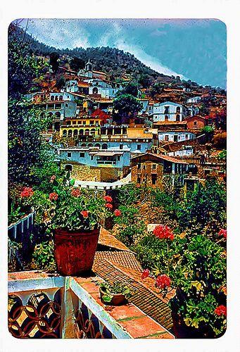 La magia de #Taxco se extiende a los lugares que la rodean, llenos de historia y con muchos rincones por descubrir. #OjalaEstuvierasAqui #BestDay