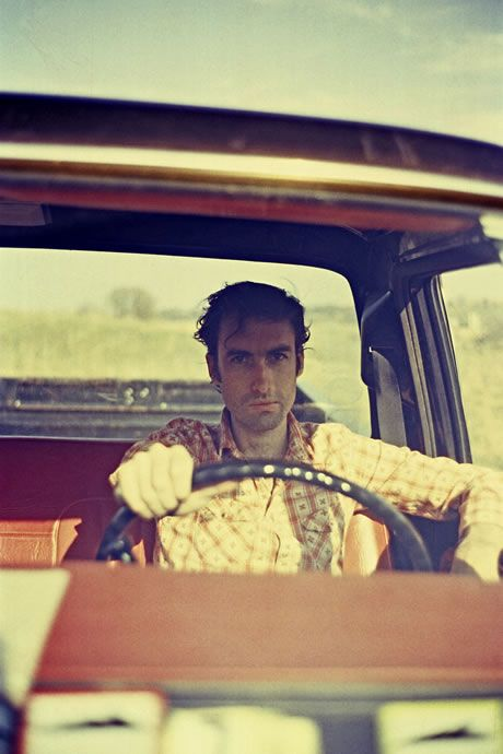 Andrew Bird being casually cool.(He is always casually cool)