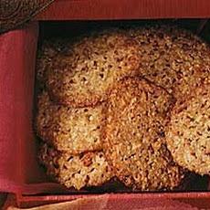 Orange-Almond Lace Cookies | Cookies | Pinterest