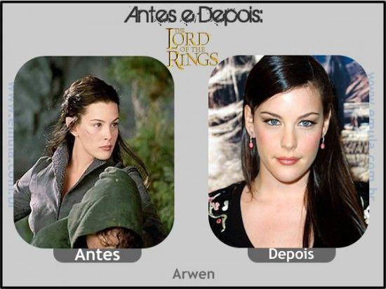 O SENHOR DOS ANÉIS - Arwen