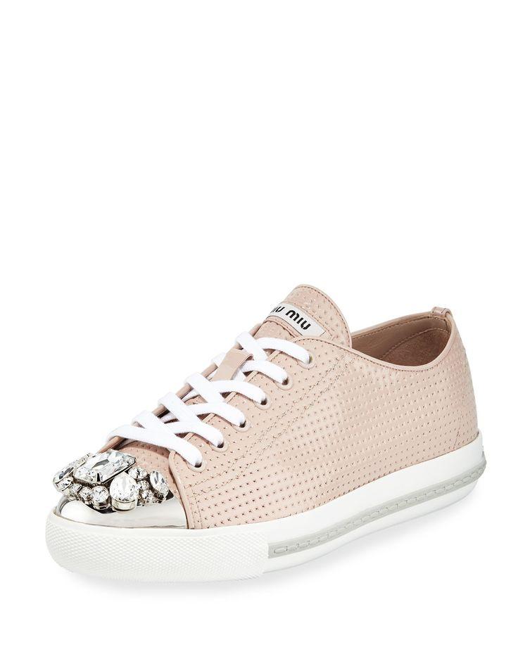 #MiuMiu - Sneaker