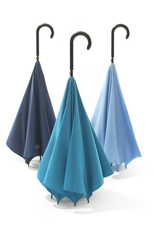 6 | A Clever Umbrella That Won't Get Your Stuff Wet | Co.Design | business + design