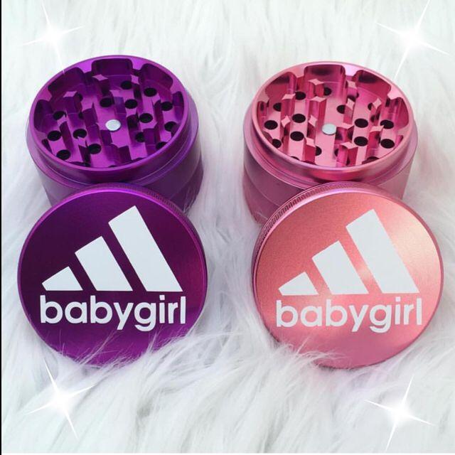 "The ""BabyGirl"" Herb Grinder ✨ www.shopstaywild.com"