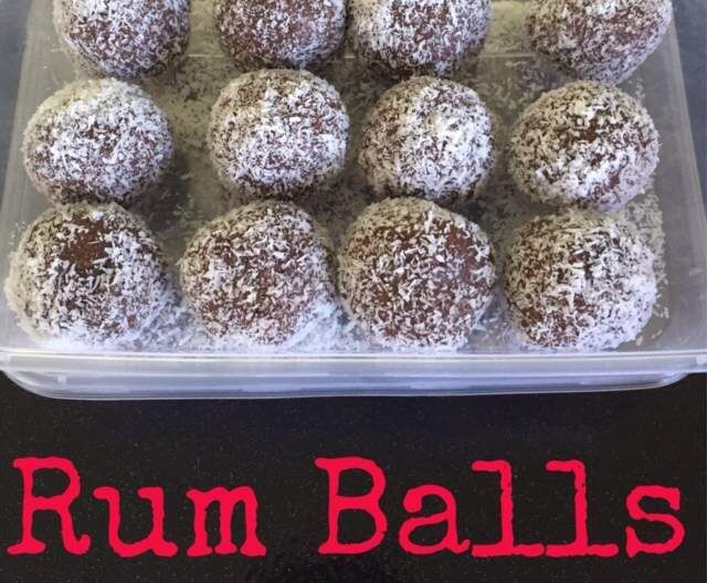 Recipe Rum Balls by laurenbrooke - Recipe of category Baking - sweet