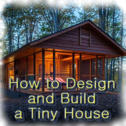 Building your own tiny house build video workshop for How to build my house