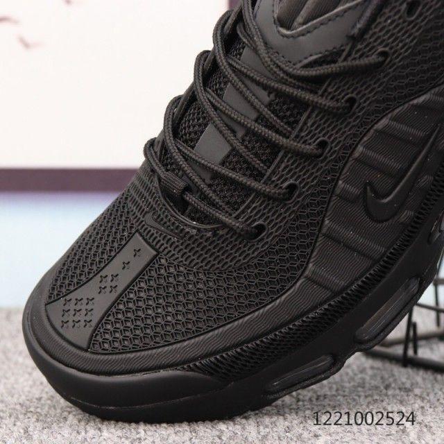 Nike Air Max Plus TN6 Triple black Mens
