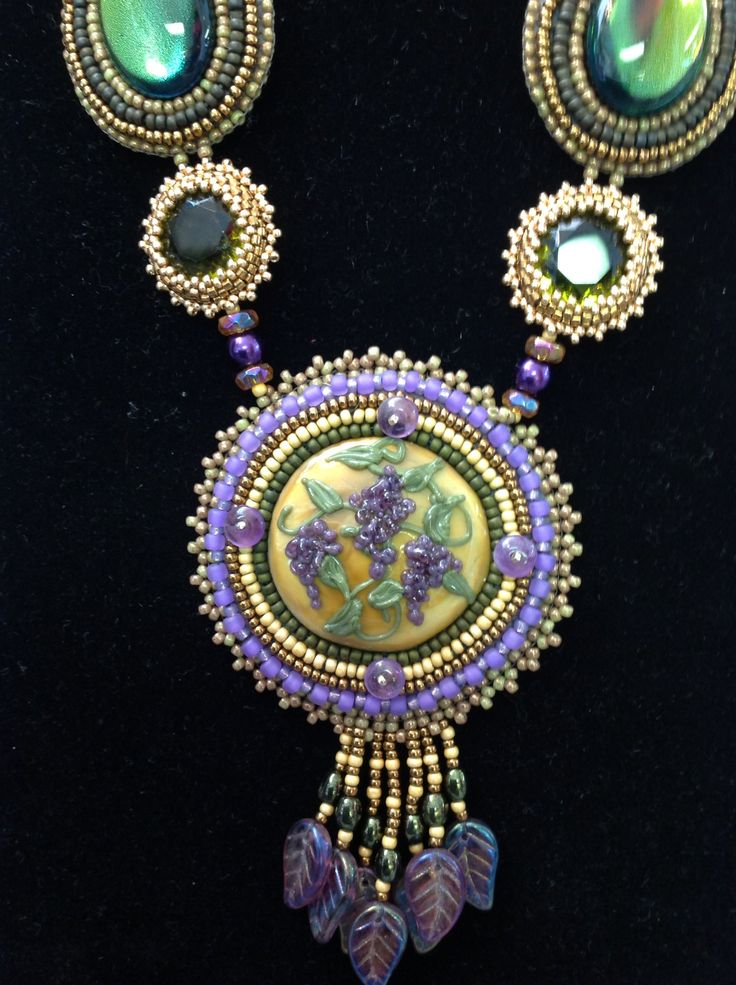 80 best bead embroidery images on