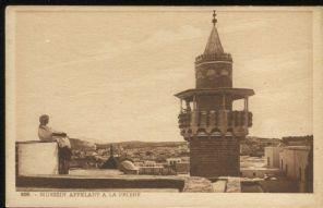 LTL Postcard, Muezzin appelant a la Priere (Tunis) 228