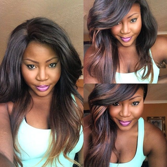 Ombre Hair Extensions For Black Women Find Your Perfect