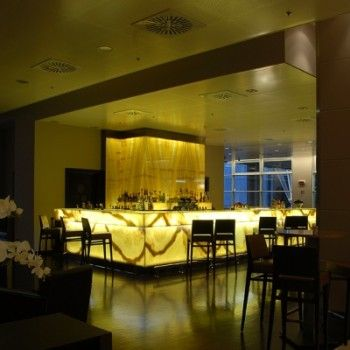 backlit onyx hotel bar