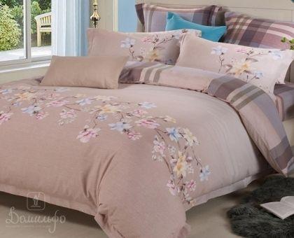 Купить постельное белье из фланели PUNTO евро от производителя Asabella (Китай)