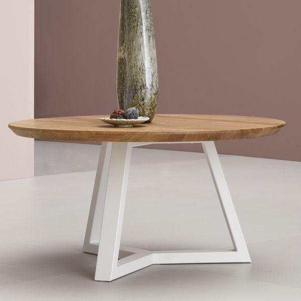 Table Basse Nordique Ronde Avec Images Table Basse Table Basse Nordique Table Basse Design