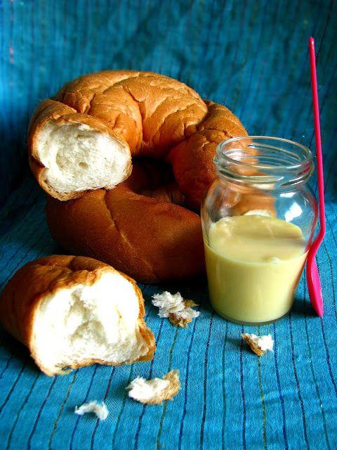 "Just My Delicious: Biały Krem ""nutella"""