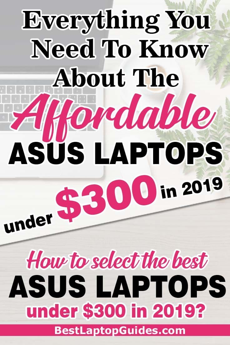 Everything You Need To Know About The Affordable Asus Laptops Under 300 In 2019 Check Out This Guide Starting Your Own Business Blogger Tips Financial Tips