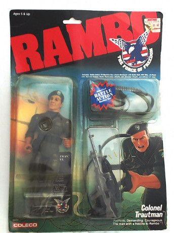 Rambo Colonel Trautman