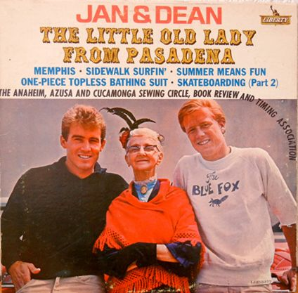 Jan and Dean - The Little Old Lady from Pasadena