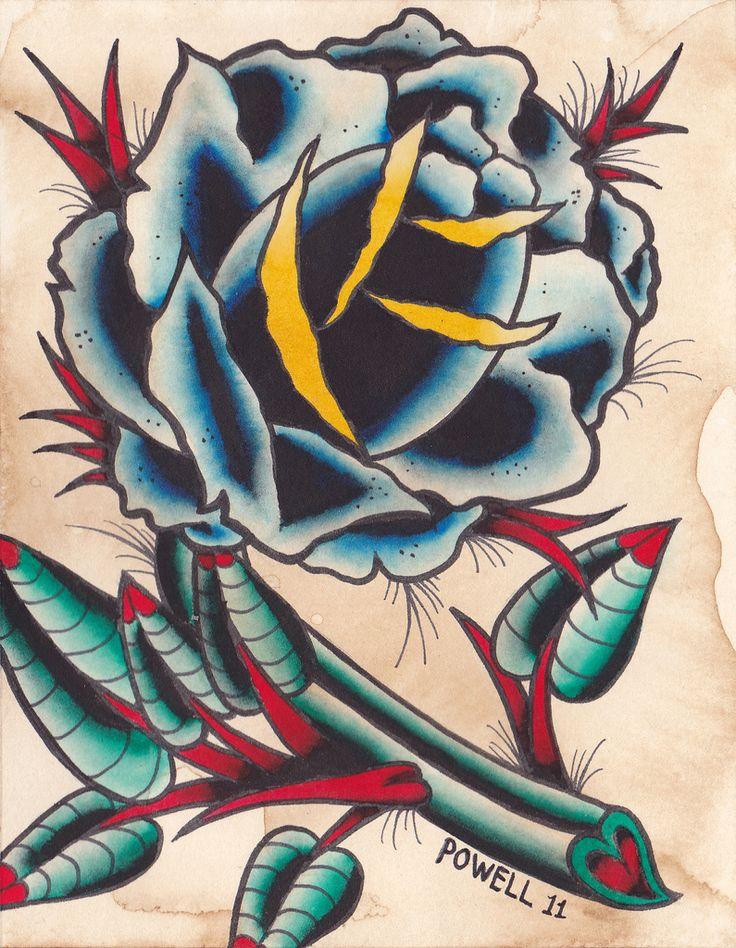Blue Rose (2011)