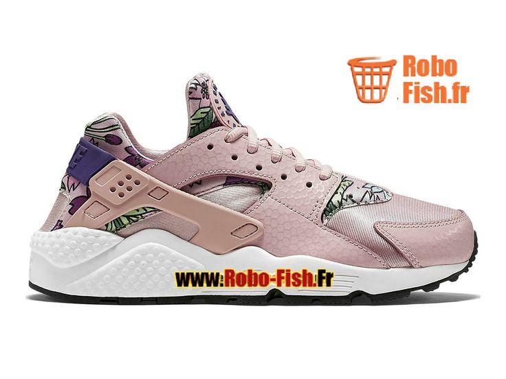 Nike Wmns Air Huarache Run Print , Chaussure Nike Sportswear Pas Cher Pour  Femme/Fille